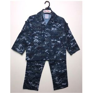 Kids Military Uniform Set